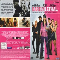 Barely Lethal Indian DVD Out Now !!!