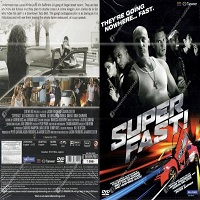 super fast movie dvd