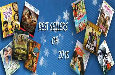 Top Selling Malayalam Blu-Rays & DVDs of 2015