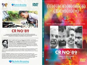 "Award Winning Movie ""CR No:89"" DVD Released Now"