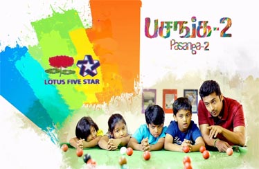 PASANGA 2 Overseas DVD Out from LOTUS