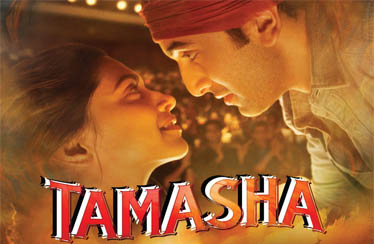 TAMASHA Blu-Ray,DVD & VCD Out from RELIANCE