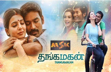 THANGA MAGAN Overseas DVD Out From MSK