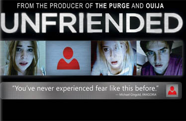 UNFRIENDED Indian DVD Out Now !!!