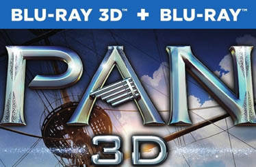 PAN  Indian Blu-Ray(3D&2D), DVD Available from Sony DADC