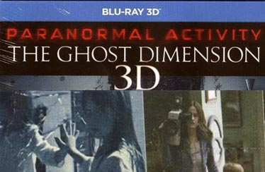 Paranormal Activity: The Ghost Dimension Indian 3D Blu-Ray, DVD Out Now from Reliance HVG