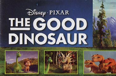 The Good Dinosaur Indian Steelbook,Blu-Ray(3D&2D),DVD Available from Sony DADC