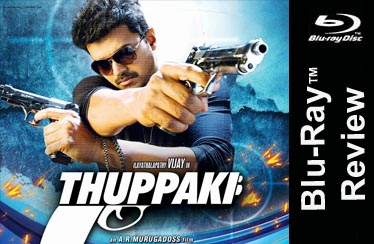 THUPPAKKI Blu-Ray™(AP International) Review !!!