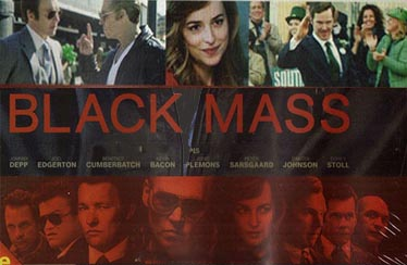 BLACK MASS Indian Blu-Ray,DVD Available from Sony DADC