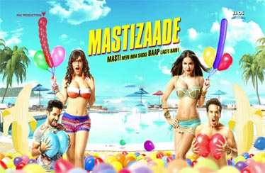 MASTIZAADE DVD & VCD Out From EROS