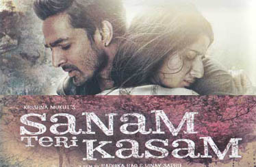 SANAM TERI KASAM DVD & VCD Released from EROS
