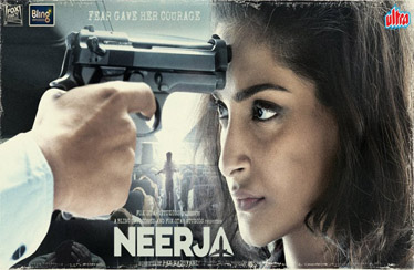 NEERJA Blu-Ray,DVD,VCD Released from ULTRA