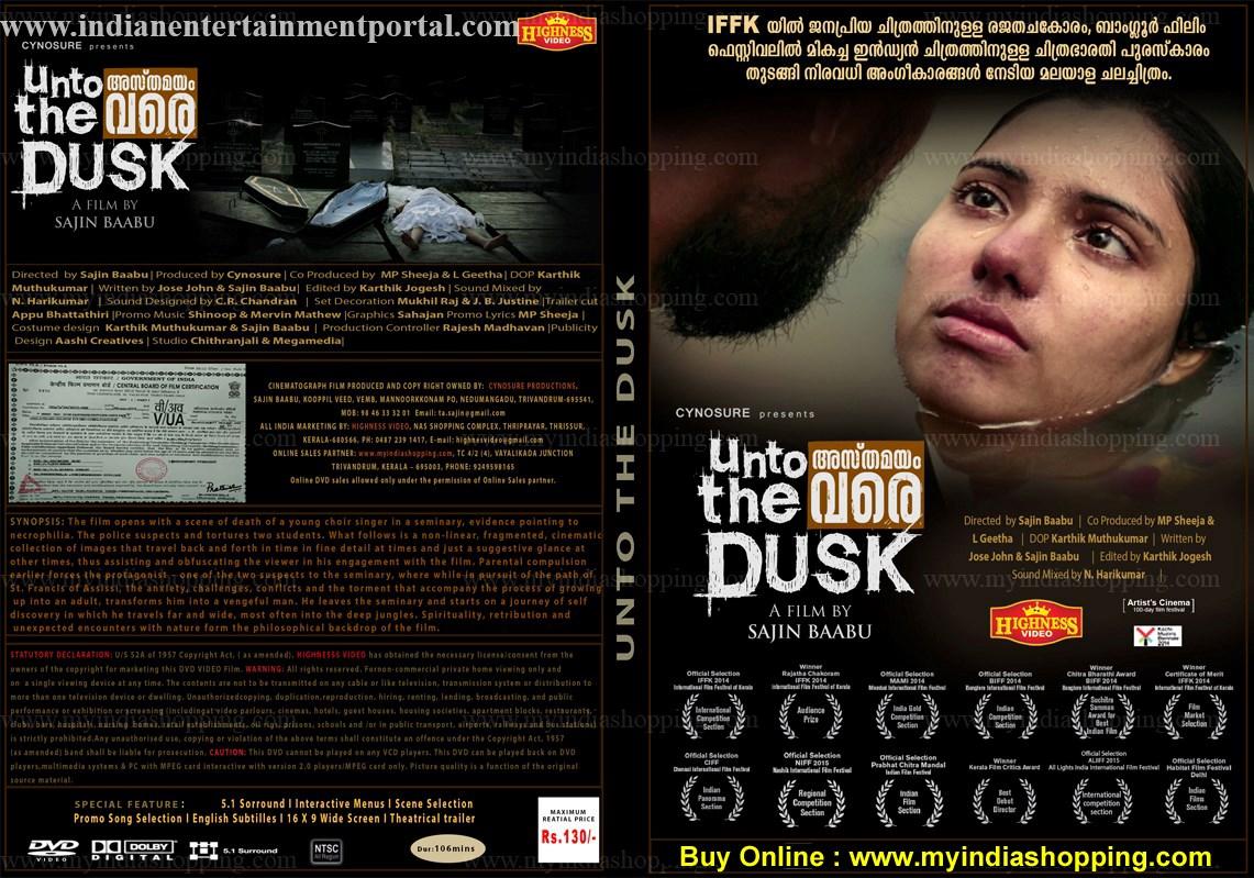 unto the dusk dvd