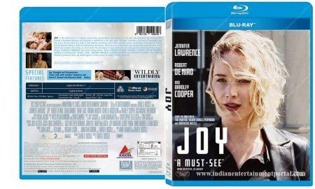 JOY Movie Indian Release