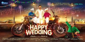 Happy Wedding DVD Released