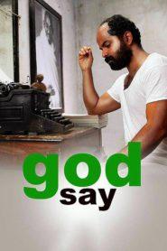 God Say