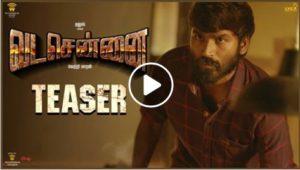 VADACHENNAI – Official Teaser (Tamil) | Dhanush