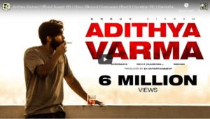 Adithya Varma | Official Teaser HD | Dhruv Vikram