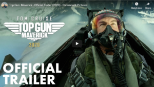 Top Gun: Maverick – Official Trailer (2020) – Paramount Pictures